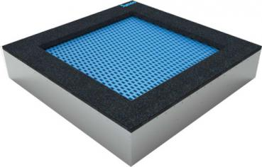 Bodentrampolin Quad 150